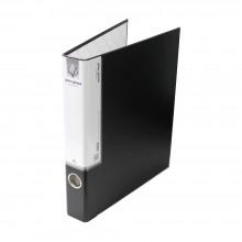 [도리미]D링 합지바인더3공 A4 - 1inch(3cm)흑색