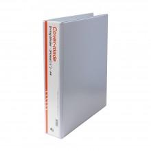 [도리미]D링 백색바인더3공 A4 - 1.5inch(5cm)