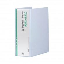 [도리미]사다리바인더 백색A4 - 3inch(10cm)