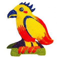 컬러룬 볼클레이 새-B.왕관앵무새