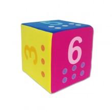 [청양토이]숫자주사위(대) 30x30cm
