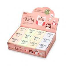 500네모나지우개 36입(1갑)
