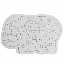 종이퍼즐 코끼리(25pcs)