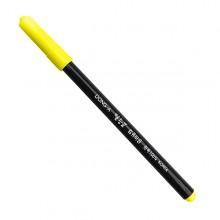 [동아] 필승2 컴퓨터 싸인펜(노랑캡) 12자루(1타스)