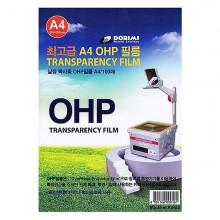 [도리미]OHP필름 A4 100매