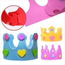 왕관만들기(색상랜덤)