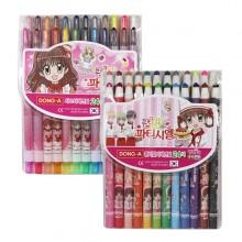 동아 24색 파티시엘 색연필