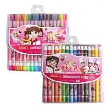 동아 16색 파티시엘 색연필