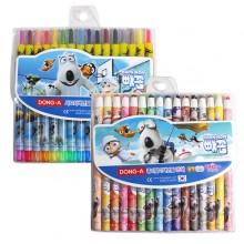 동아 16색  빼꼼 색연필