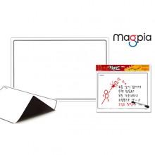 마그피아 고무자석 메모보드 MRMB-WB2030