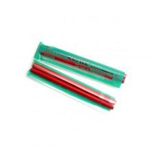 포켓컬러 채점용색연필리필 빨강 2입 x 4set