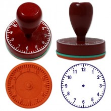 시계도장(6cm)
