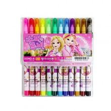 [동아]소피루비 12색 향기사인펜
