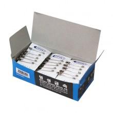 옷핀(대) 44mm x 250 1box
