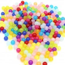 사탕구슬 색상혼합 100g