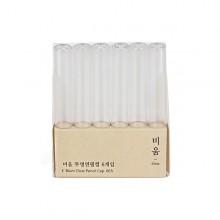 1000 모닝글로리 비움 투명 연필캡