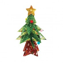 유니아트 2800 크리스마스 트리 만들기