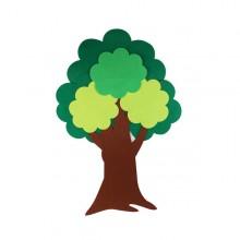 17000 유니아트 펠트 삼잎나무