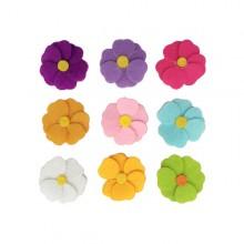 2500 유니아트 펠트 꽃