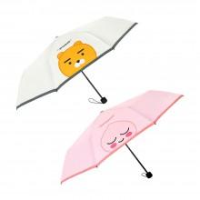 카카오프렌즈 3단 우산 접이식 휴대용 아동 어린이