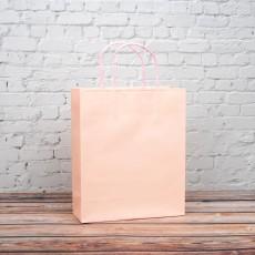 핑크 트위스트백 3호 230x90x280mm 종이가방 쇼핑백