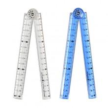 모닝글로리 스마트 포인트 더블 겹자 2 30cm