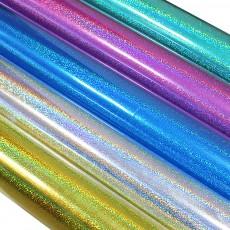 홀로그램 시트지 반짝이 접착 필름 100x100cm